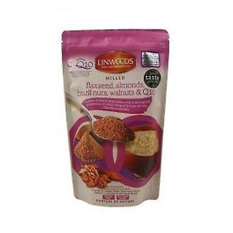 Linwoods - Milled Flaxseed Nuts & Q10 Mix 360g