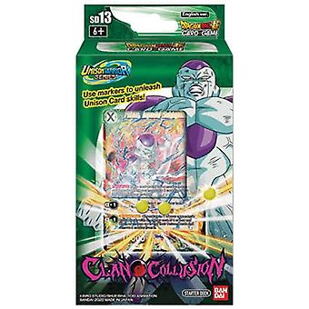 Dragon Ball Super CG Starter Deck 13 Clan Collusion (Pack of 6)