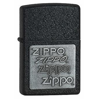 Zippo Pewter Emblem Briquet -
