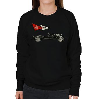 MG MGA-serien britiske motor heritage kvinner's Sweatshirt