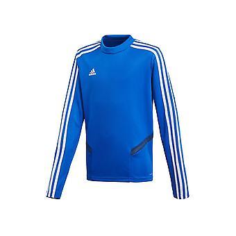 Adidas JR Tiro 19 DT5279 training all year boy sweatshirts