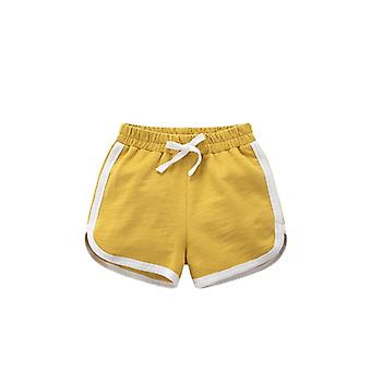 Boy / Cotton Shorts Clothes- Kids Striped Shorts Trousers Cartoon,'s Clothing