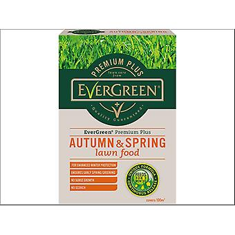 Levington Evergreen Premium + Autumn & Spring Lawn Food 2kg 119518