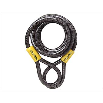 Sterling (Padlocks) Double Loop Cable 1.2m x 12mm 121C
