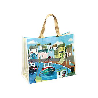 Otterdene Shopping Bag Harbour Scene GB254