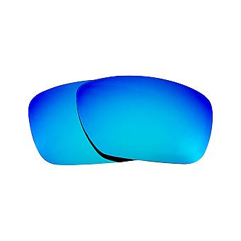 Polarized Replacement Lenses for Oakley Tincan Sunglasses Anti-Scratch Blue