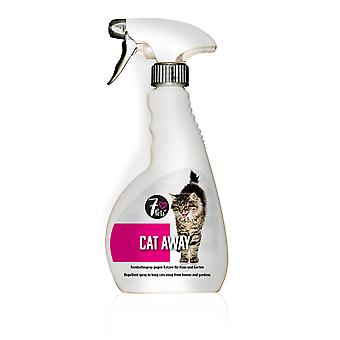 SCHOPF 7Pets® Cat Away Spray, 500 ml