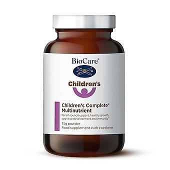 BioCare الأطفال & apos;ق كاملة متعددة المغذيات 75g (78375)