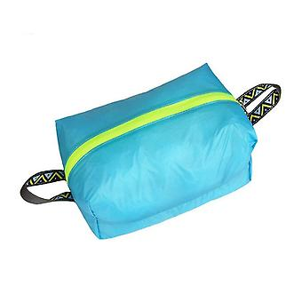 Outdoor Travel Ultra Light Waterproof Rainproof Shoe Bag, Îmbrăcăminte / pantof de depozitare