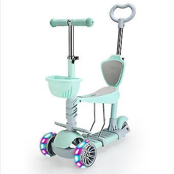 Dreirad Roller mit Blitzlicht Spielzeug