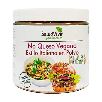 No Vegan Italian Style Powdered Cheese 125 g