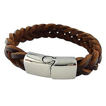 VJ Since 1890 Läderarmband 19cm VJSTA22