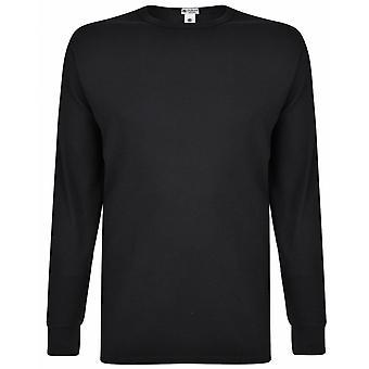 KAM Mens Thermal Long Sleeve Tshirt Extra Warm