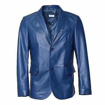 Mens Kilroy Lambskin Leather Blazer