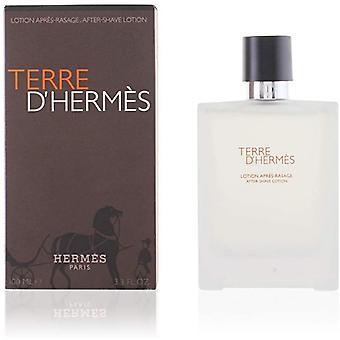 Hermes Terre d'Hermes Aftershave Lotion Splash 100 ml