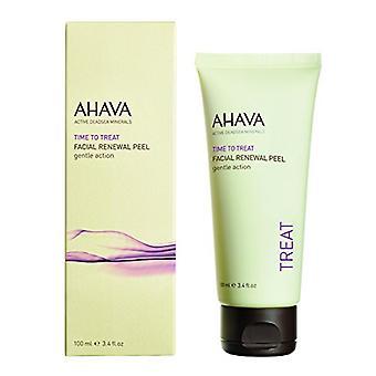 Ahava Time To Treat Facial Renewal Peel 100ml