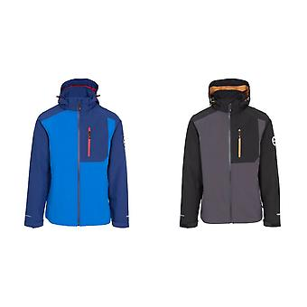 Trespass Mens Lutz Softshell Waterproof Jacket
