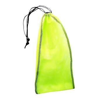 Tauchen Schnorcheln Tauchausrüstung Flossen Maske Schwimmen Strand Drawstring Mesh Bag