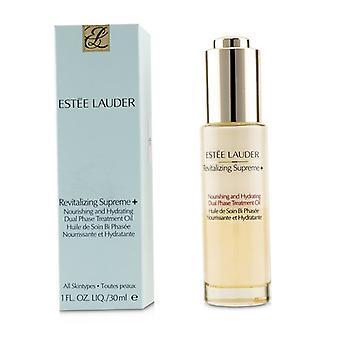 Estee Lauder Revitalizing Supreme + Nourishing & Hydrating Dual Phase Treatment Oil 30ml/1oz