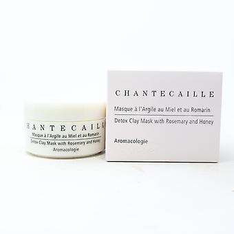 Chantecaille Detox Clay Mask With Rosemary And Honey  1.7oz/50ml New With Box
