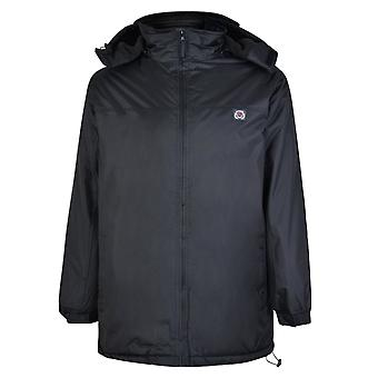 Carabou Fleece Lined Padded Coat