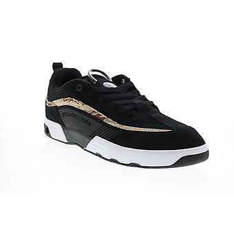 DC Legacy 98 Slim SE  Mens Black Skate Inspired Sneakers Shoes