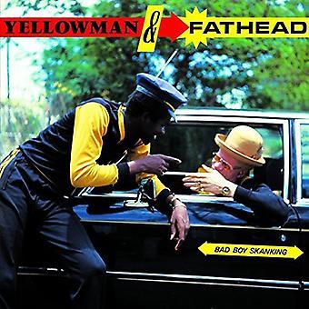 Yellowman & Fathead - Bad Boy Skanking [Vinyl] USA import