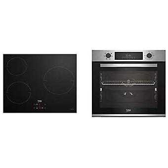 Oven and Countertop Set BEKO 2400W/5900W