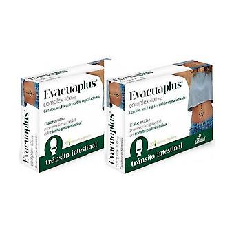 Evacuaplus Complex 400 mg 30 capsules