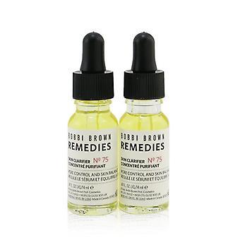 Bobbi Brown Remèdes Skin Clarifier No 75 Duo Set 2x14ml/0.47oz