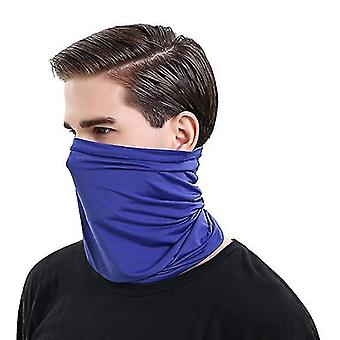 Neck Gaiter Face Cover Scarf Gator Gezichtsmasker voor Koude Wind Stof