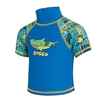 Zoggs Tots Boys Sun Protection Top - Azul
