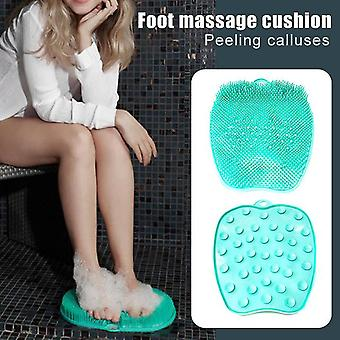 Pregnant women foot scrubber without bending shower massager cleaner feet cleaning brush health99