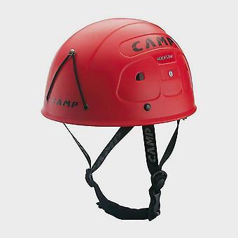 New Camp Rockstar Climbing Helmet Red