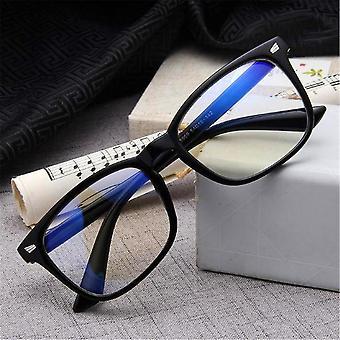 Fashion Transparent Frame Computer Glasses