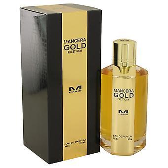 Oro de Mancera Prestigium Eau De Parfum Spray por Mancera 4 oz Eau De Parfum Spray