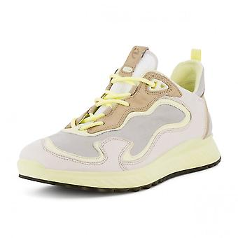 ECCO 837843 St.1 Lace-up sneaker i kalksten