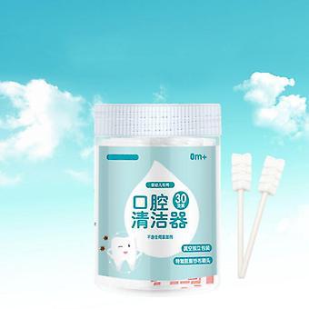 Engångs tandborste papper