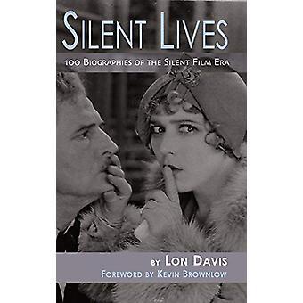 Silent Lives Hb by Lon Davis - 9781593931254 Book