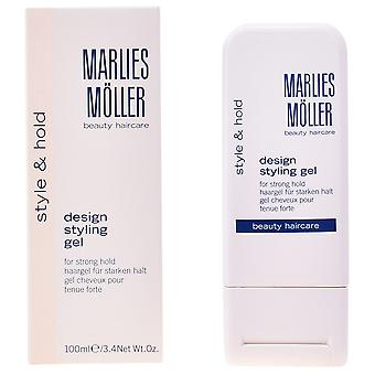 Marlies Moller Style and Hold Design Styling Gel 100 ml
