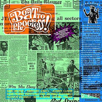 Glen Brown - båd til fremskridt [Vinyl] USA importerer