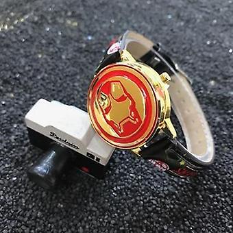 Boy Watch, Cartoon ure, Iron Man væltede vandtæt ur