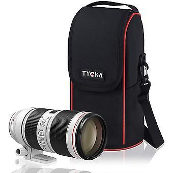 Wokex Super Tele-Kamera-Objektivtasche Nylon wasserdichte und stoßfeste Zoom-Kameraobjektiv-Tasche