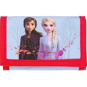Disney Frozen Frost 2 Portemonnee 12x8cm