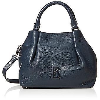 BOGNERAndermatt Korin Handbag SvoDonnaBlu Handbag (Dark Blue)13x22x26 Centimeters (B x H x T)