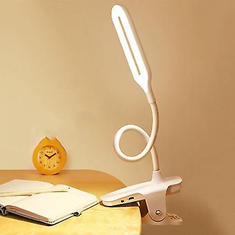 Creative Led Folding Clamp Desk Lamp Eye Protection