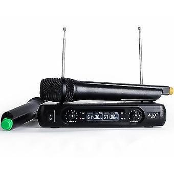 Portátil Wireless Karaoke Microfone Player Home Karaoke Echo Mixer System