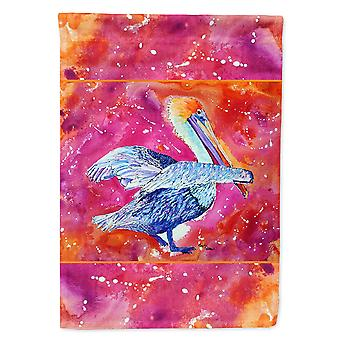 Caroline's Treasures 8360Gf Pelican Flag, Piccolo, Multicolore