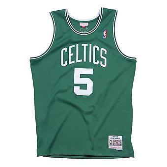 Mitchell ja Ness Nba Boston Celtics Kevin Garnett 2007-08 Swingman Jersey