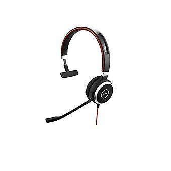 Jabra Evolve Over The Head Supra Aural 40 Wired Mono Headset